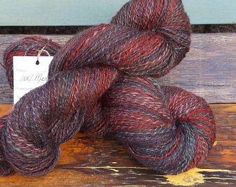 Into the Greenwood yarn