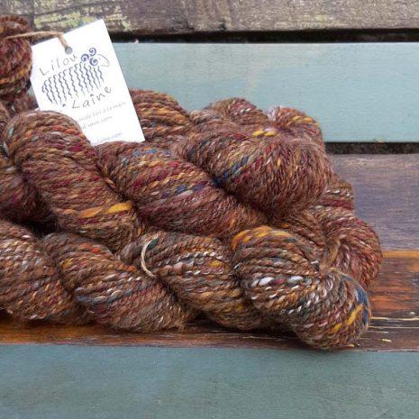 beech leaf yarn