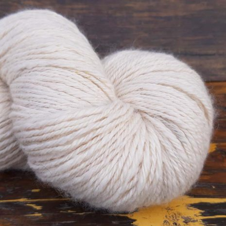 Clotted Cream yarn