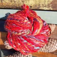 red hot mamma yarn