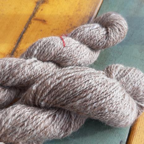 Gotland sock wool 2